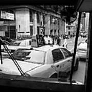 New York Street Photography 14 Art Print