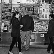 New York Street Photography 18 Art Print