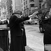 New York Street Photography 27 Art Print