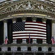New York - Wall Street Panoramic Art Print