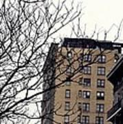 New York Winter Day Art Print