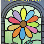 New Yorker April 10th, 1971 Art Print