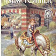 New Yorker April 11th, 1994 Art Print