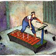 New Yorker April 25th, 1994 Art Print
