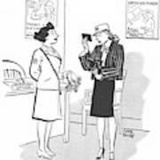 New Yorker April 29th, 1944 Art Print