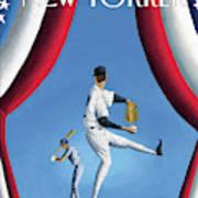 New Yorker April 2nd, 2001 Art Print