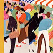 New Yorker April 30th, 1932 Art Print