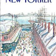 New Yorker April 30th, 1984 Art Print