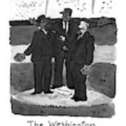 New Yorker April 5th, 1993 Art Print