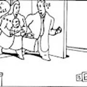 New Yorker April 5th, 1999 Art Print