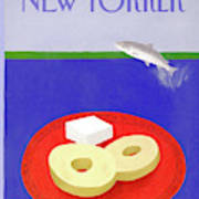 New Yorker April 6th, 1992 Art Print