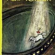 New Yorker April 7th 1962 Art Print