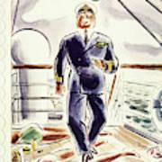 New Yorker April 9 1938 Art Print