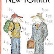 New Yorker August 10th, 1992 Art Print