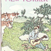 New Yorker August 13th, 1984 Art Print