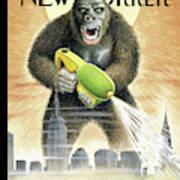 New Yorker August 1st, 2005 Art Print