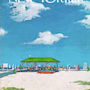 New Yorker August 20th, 1973 Art Print