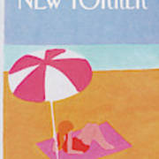 New Yorker August 20th, 1984 Art Print