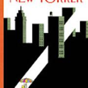 New Yorker August 20th, 2007 Art Print
