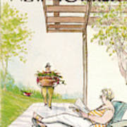 New Yorker August 21st, 1978 Art Print