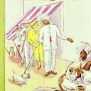 New Yorker August 22 1931 Art Print