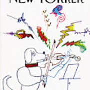 New Yorker August 23rd, 1982 Art Print