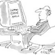 New Yorker August 23rd, 1993 Art Print