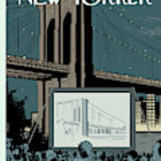 New Yorker August 24th, 2009 Art Print