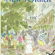 New Yorker August 26th, 1985 Art Print