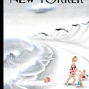 New Yorker August 28th, 2006 Art Print