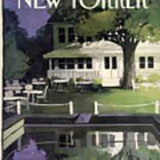 New Yorker August 29th, 1988 Art Print