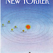 New Yorker August 31st, 1987 Art Print