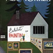 New Yorker August 5th, 1972 Art Print
