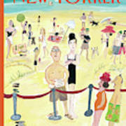 New Yorker August 7th, 2000 Art Print