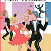 New Yorker December 11th, 1989 Art Print