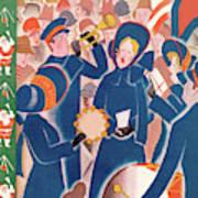 New Yorker December 14th, 1929 Art Print