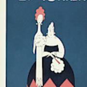 New Yorker December 19th, 1925 Art Print