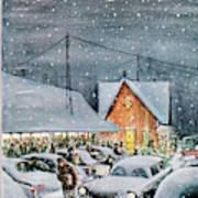 New Yorker December 19th, 1959 Art Print