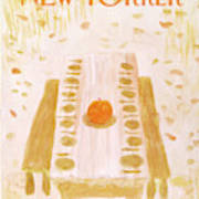 New Yorker December 1st, 1980 Art Print