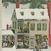 New Yorker December 21st, 1946 Art Print
