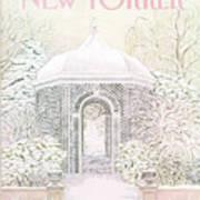 New Yorker December 26th, 1983 Art Print