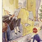 New Yorker December 28th, 1940 Art Print