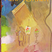 New Yorker December 2nd, 1967 Art Print