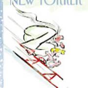 New Yorker December 30th, 1991 Art Print