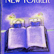 New Yorker December 3rd, 1990 Art Print