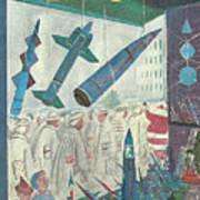 New Yorker December 9th, 1961 Art Print