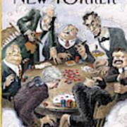 New Yorker February 12th, 1996 Art Print