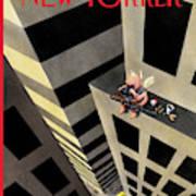New Yorker February 15th, 1999 Art Print