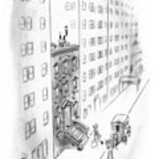 New Yorker February 17th, 1940 Art Print