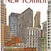 New Yorker February 1st, 1982 Art Print